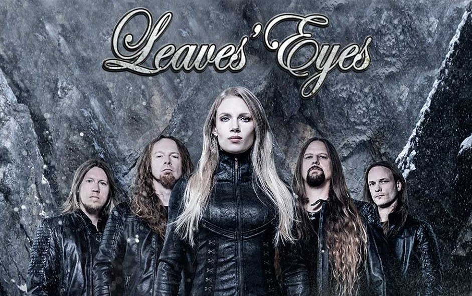 Leaves' Eyes : Nouvel album studio Ac50