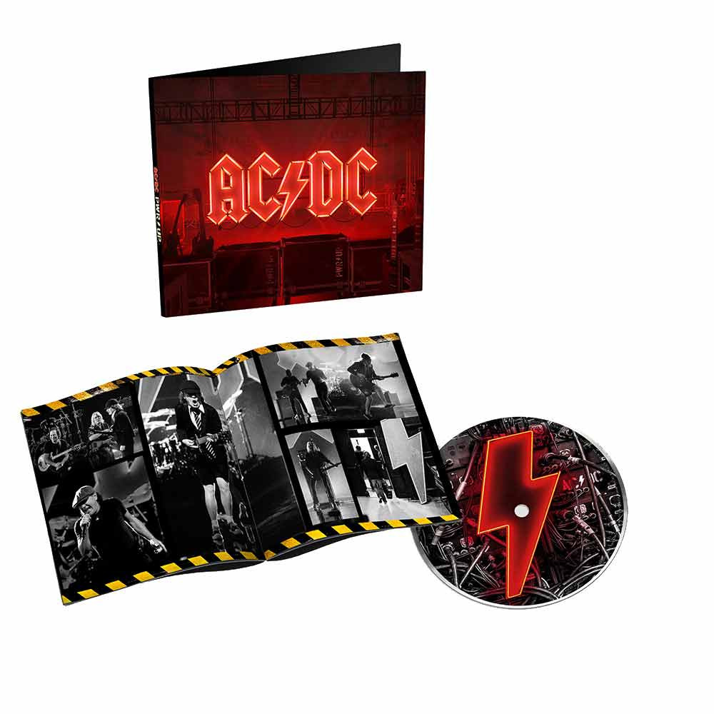 ACDC Power Up (2020) Hard-Rock Australie Ac510
