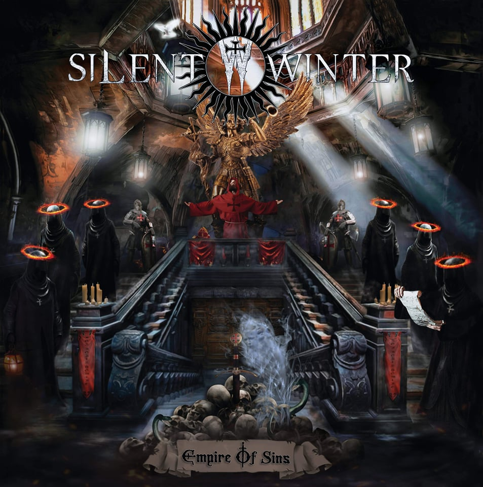 "SILENT WINTER "" Empire Of Sins "" le 26 Mars 2021 Ac58"