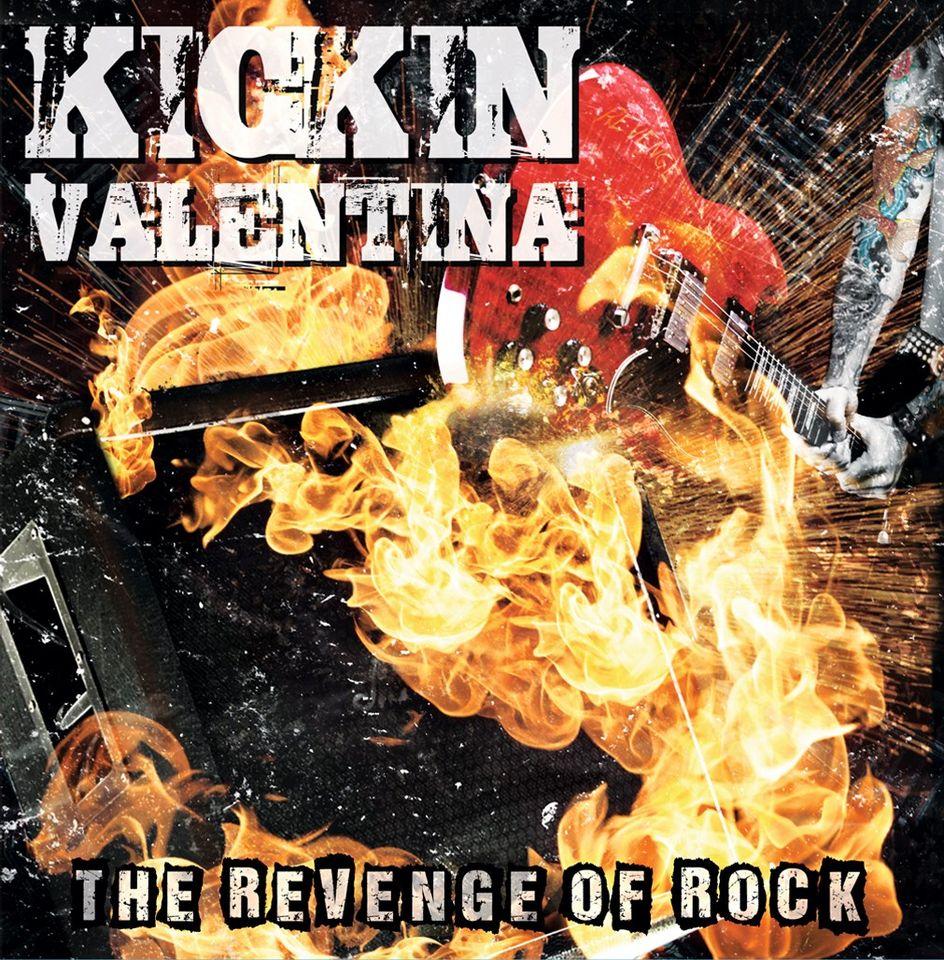 "KICKIN VALENTINA ""The Revenge Of Rock""  le 22 janvier 2021 Ac78"