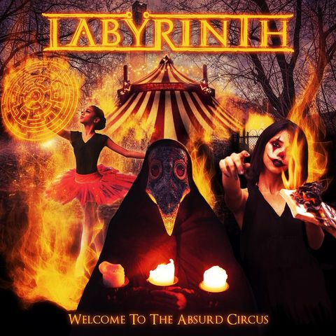 "LABYRINTH "" Welcome"" , le 22 Janvier 2021 Ac87"