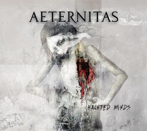 """AETERNITAS """" Haunted Minds """" le 20 Novembre 2020 Ac89"""