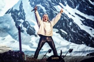 Iron Maiden : premier tome de la BD officielle en français Ad939410
