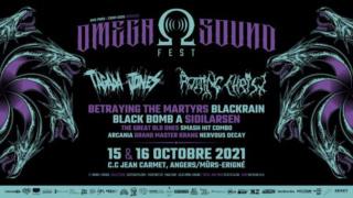 L'Omega Sound Fest,  annonce son édition 2021 Affich11