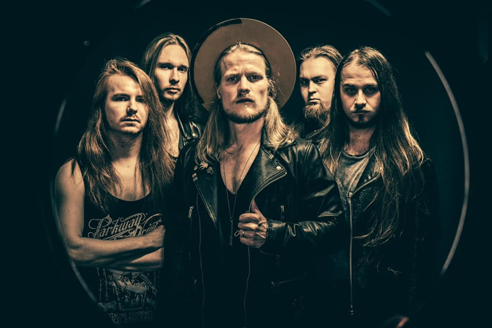 ARION  (Power Metal) Vultures Die Alone, le 9 Avril 2021 Arion10