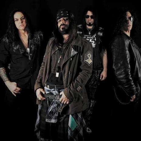 "KICKIN VALENTINA ""The Revenge Of Rock""  le 22 janvier 2021 Band110"