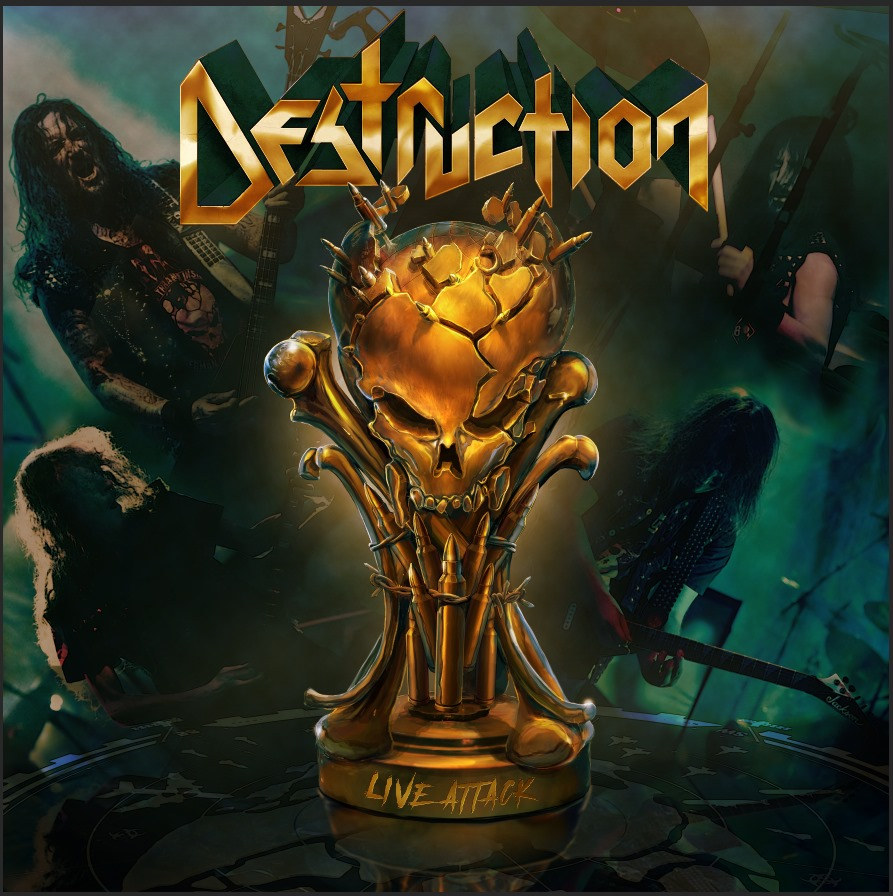 DESTRUCTION (Thrash Metal) Blu-ray/CD live, intitulé Live Attack, le 13 Août 2021 Bripdz10