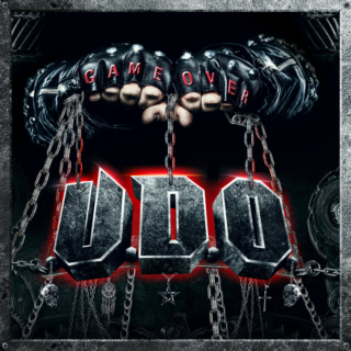 U.D.O. (Heavy Metal - Allemagne)  Game Over, le 22 Octobre 2021  C1cscc11