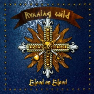 RUNNING WILD Blood On Blood (2021) Heavy/Speed Metal Allemagne Cover110