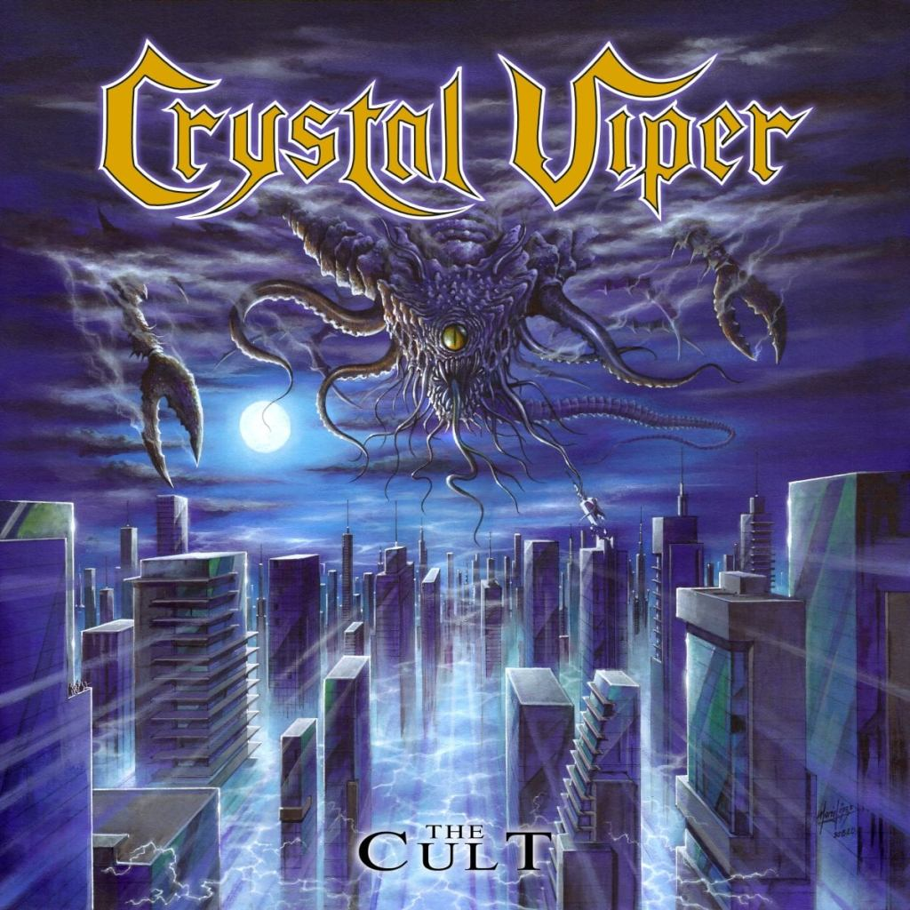 "CRYSTAL VIPER ""The Cult""le 15 Janvier 2021  Crysta11"