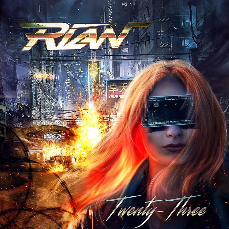 RIAN (Melodic Rock)Twenty-Three, le 16 Juillet 2021 Ddcrhm10