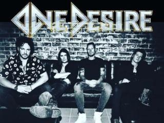 ONE DESIRE  (Melodic Hard Rock)One Night Only - Live In Helsinki, le 11 Juin 2021  Djnifg10