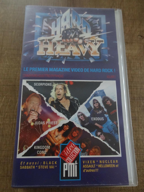 """QUI a Connu le Premier Magazine Vidéo de Hard Rock  """" Hard N Heavy """" Dsc07457"""