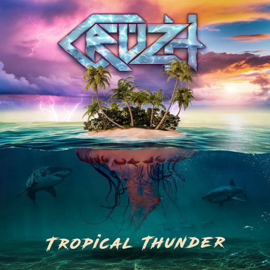 CRUZH (Melodic Hard Rock) Tropical Thunder, le 6 Août 2021 Fmjqoh10