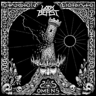 LADY BEAST (Heavy Metal)  Omens, le 24 Septembre 2021 G5llej10