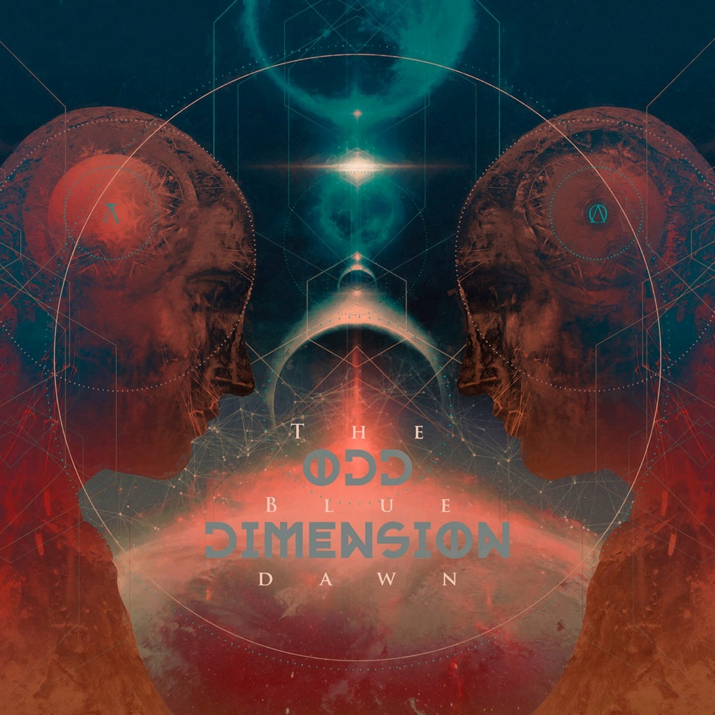 ODD DIMENSION (Progressive Metal) The Blue Dawn, sorti le 26 Mars 2021 Gd7rrh10