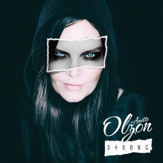 ANETTE OLZON Strong (2021) Hard Rock Suède H0rtcp11