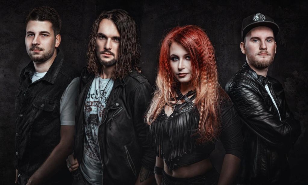 OVERSENSE (Modern Melodic Metal)Egomania, le 17 Septembre 2021 Haxms510