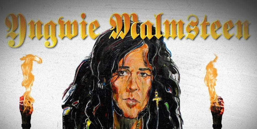 "Yngwie Malmsteen  "" Parabellum "" le 23 juillet 2021 I310ug10"