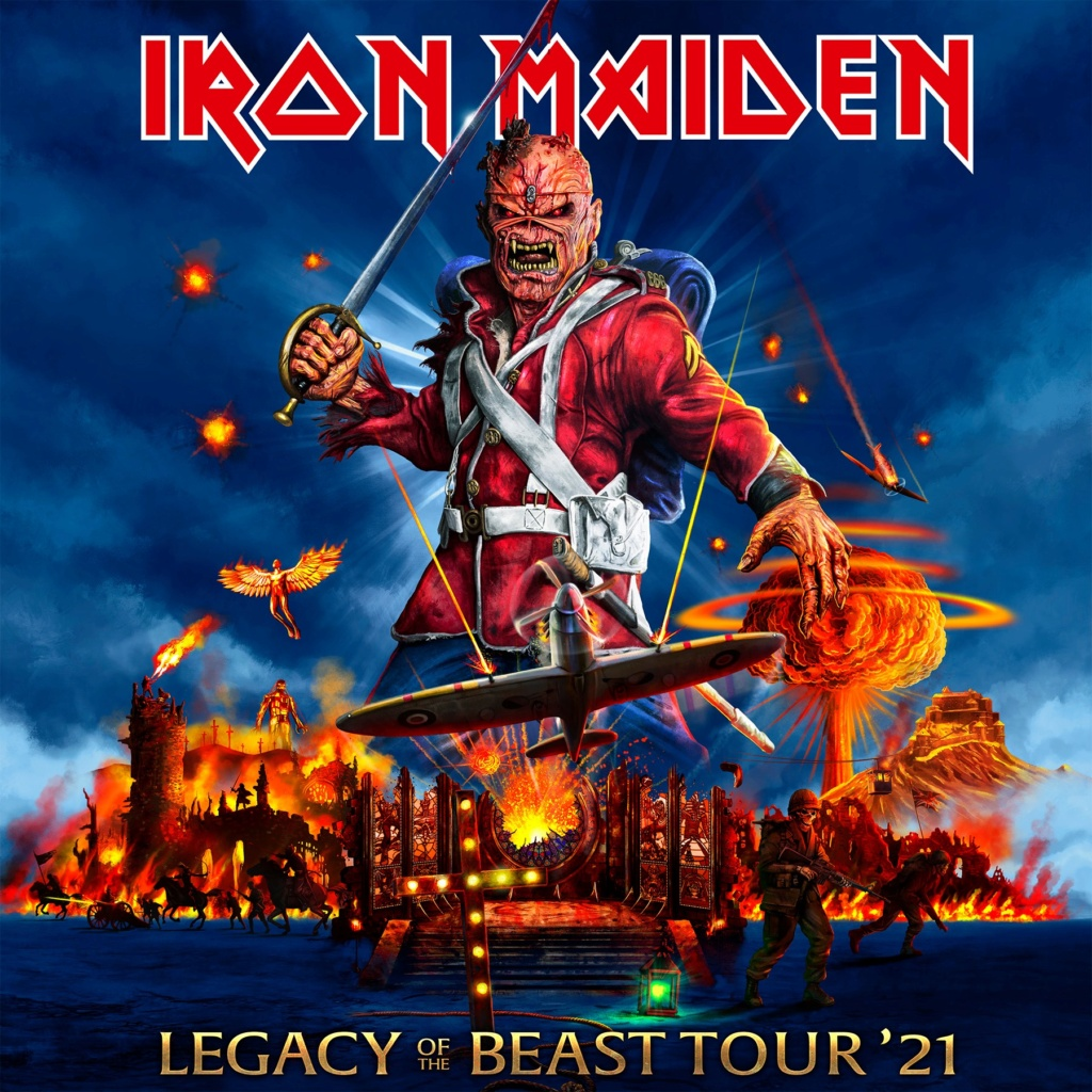 [Report en 2021] IRON MAIDEN • COMMUNIQUE OFFICIEL'Legacy of the Beast' prévu le 11 juillet 2020 à Paris Iron_t10