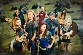 FEUERSCHWANZ (Medieval Folk Rock) Die Letzte Schlacht, le 6 Août 2021  un Blu-ray/DVD/CD live Isixch10