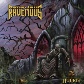 RAVENOUS (Heavy Metal) Hubris, le 22 Octobre 2021 Iwrhs810