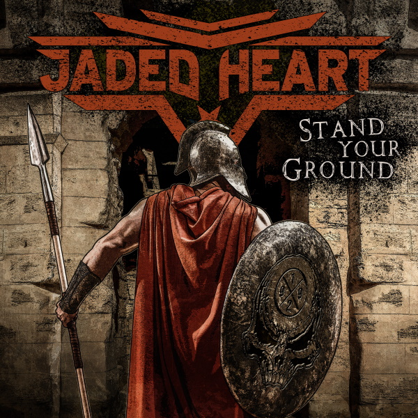 """JADED HEART: """"Stand Your Ground"""" le 27 novembre 2020 Jadedh10"""