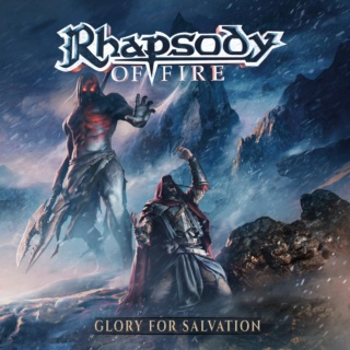 RHAPSODY OF FIRE (Symphonic Power Metal), intitulé Glory For Salvation, le 26 Novembre 2021 Kvavci11