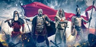 WARKINGS (Power Metal)Revolution, le 20 Août 2021 Lydxjh10