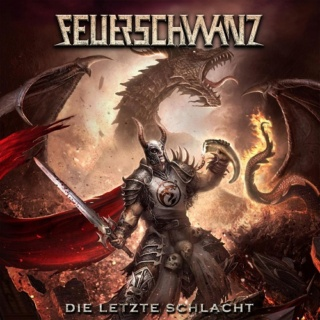 FEUERSCHWANZ (Medieval Folk Rock) Die Letzte Schlacht, le 6 Août 2021  un Blu-ray/DVD/CD live Paclog10