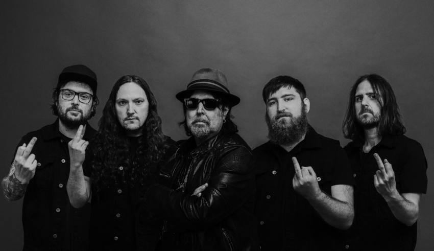 """Phil Campbell And The Bastard Sons""""We're The Bastards"""" le 13 novembre 2020  Phil_c10"""