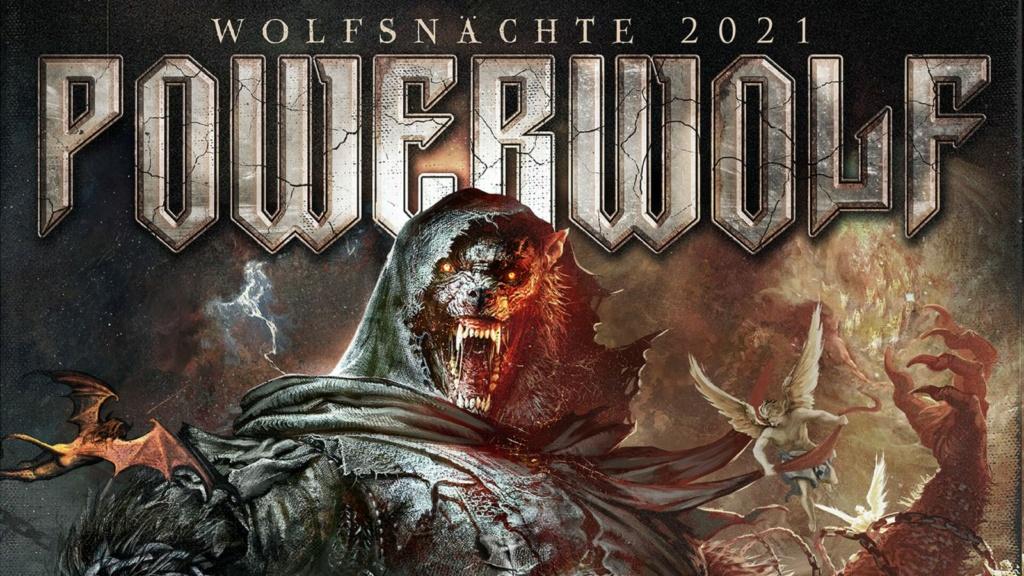 POWERWOLF Wolfsnächte 2021 Powerw10