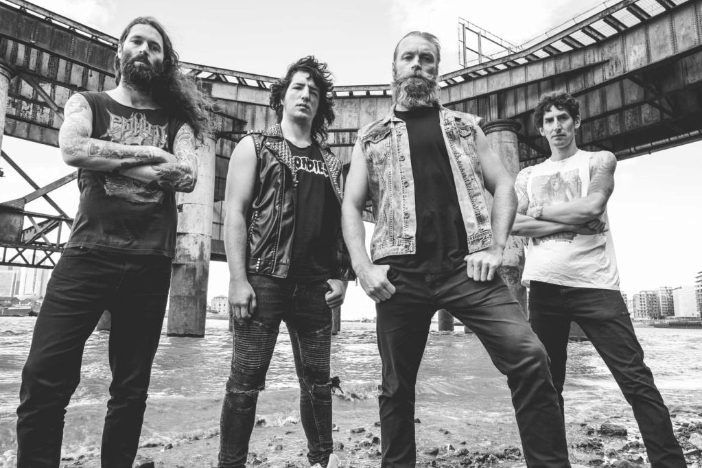 PRIMITAI (Heavy Metal) Violence Of The Skies, à paraître le 26 Mars 2021 Primit10