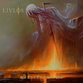 LIVLØS And Then There Were None (2021) Melodic Death Metal Danemark Qu_pv810