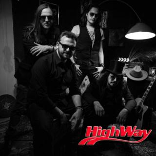 "HIGHWAY (Hard Rock'n'Roll) le titre ""Chemical Trip"" issu de leur dernier album en date Quzwoe10"