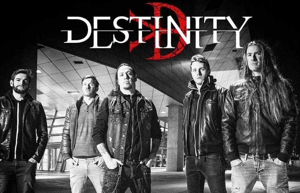 DESTINITY (Melodic Death Metal) In Continuum, le 15 Octobre 2021 Qxdxiv10