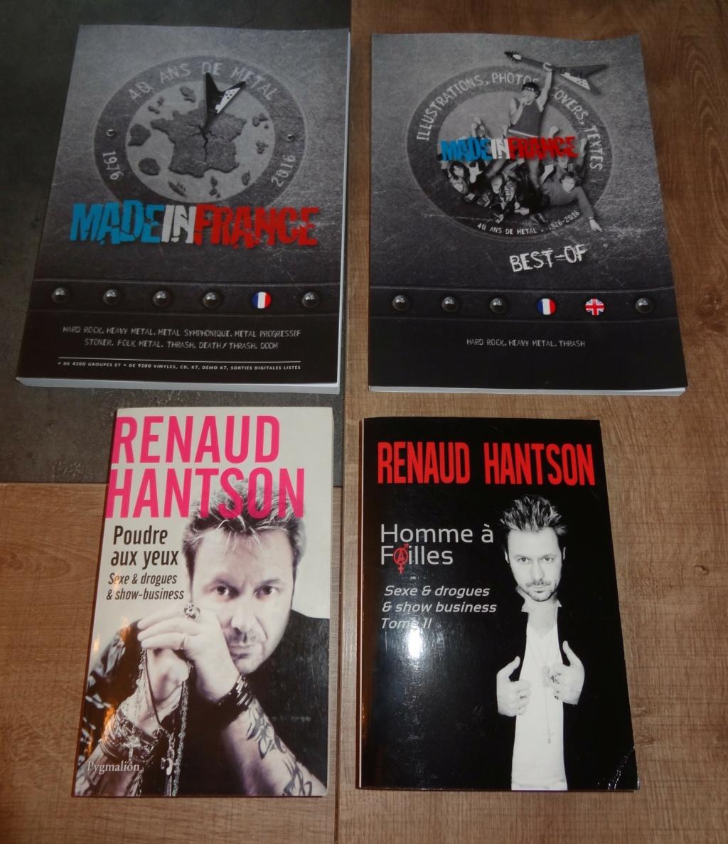 Vos livres Metal Renaud10