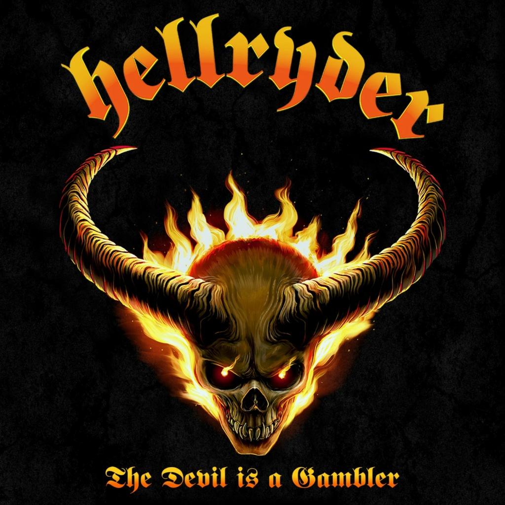 HELLRYDER (Heavy Metal)The Devil Is A Gambler, sorti le 28 Mai 2021 Rfz9m110