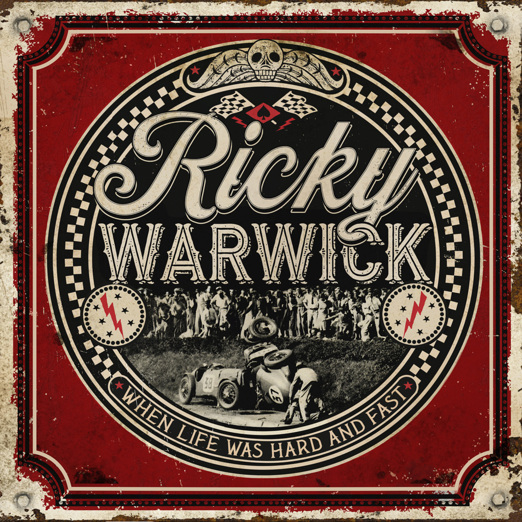 RICKY WARWICK - When Life Was Hard And Fastle 19 février 2021 Ricky-10