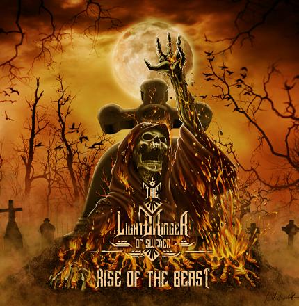 """The Lightbringer Of Sweden """" Rise of the Beast """" Ne passez pas à côté de ce groupe   Rise_o10"""