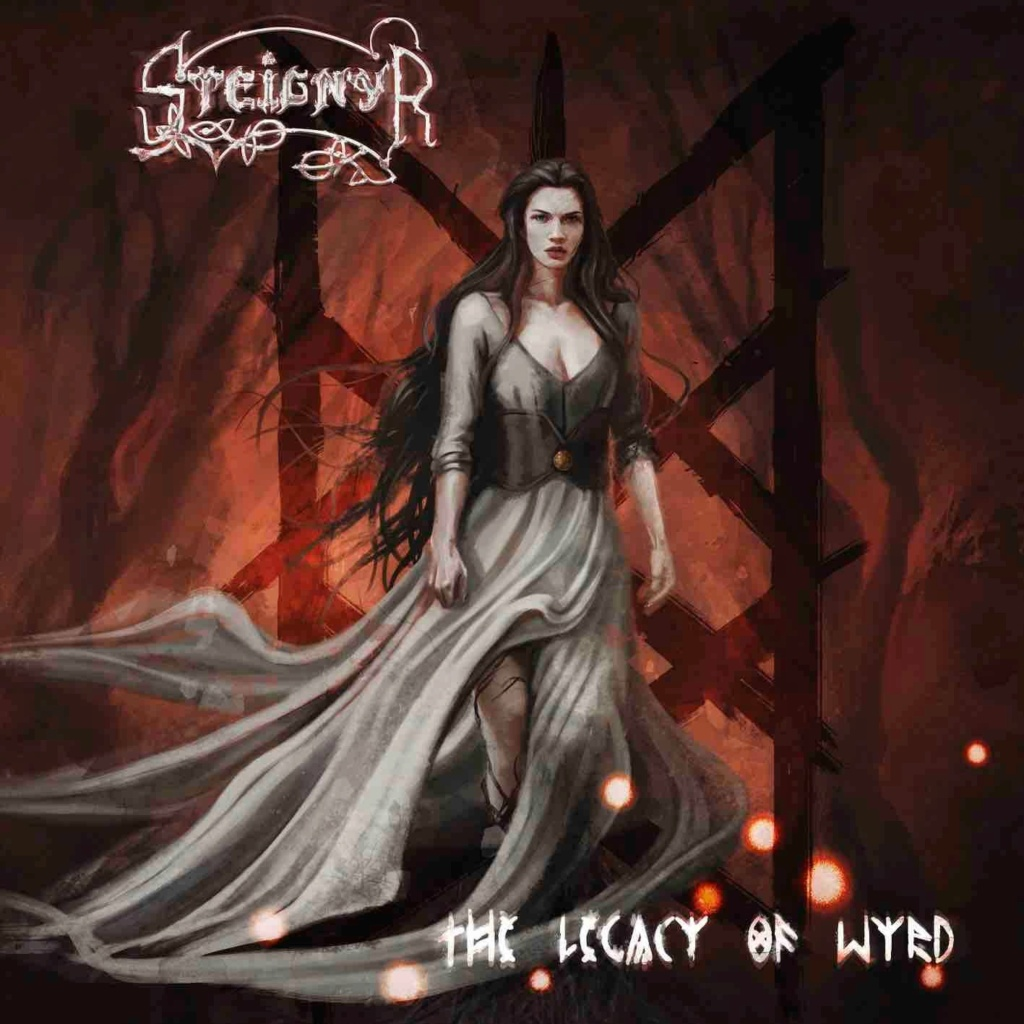 STEIGNYR (Epic/Celtic Death Metal)The Legacy Of Wyrd, en Juillet prochain  Ru58-s10