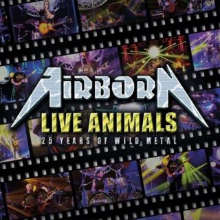 AIRBORN (Power Metal)sortiront un CD/DVD live, intitulé Live Animals.... Rx5k0m10