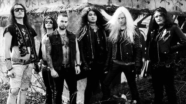 SILVER TALON (Dark Power Metal) Decadence And Decay, le 28 Mai 2021 Silver10