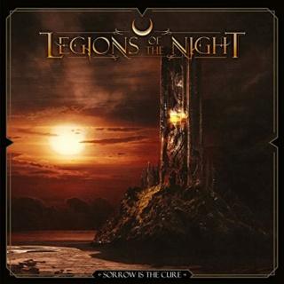 LEGIONS OF THE NIGHT - Sorrow Is The Cure, à paraître le 20 Août 2021 Tcnlfi11