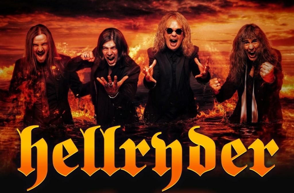 HELLRYDER (Heavy Metal)The Devil Is A Gambler, sorti le 28 Mai 2021 Tfdjok10