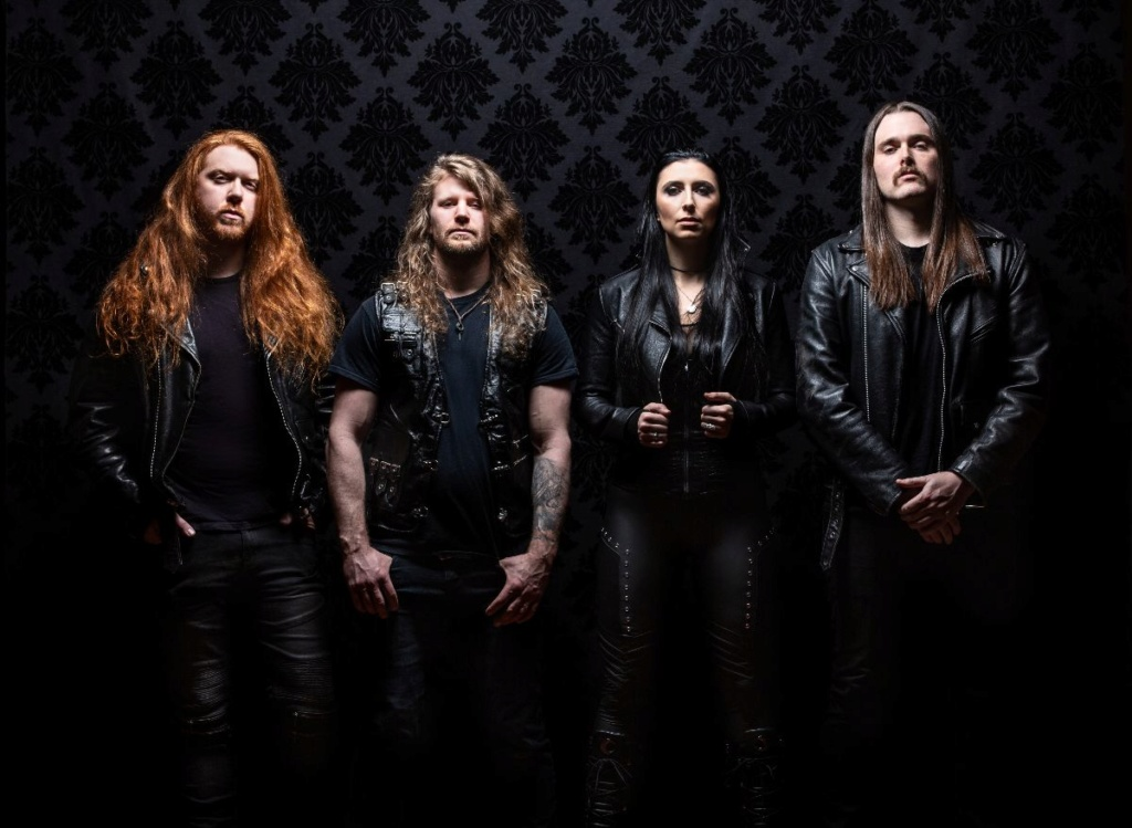 "UNLEASH THE ARCHERS  "" Abyss  "" le 21.08.2020  Unleas10"