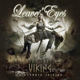 LEAVES' EYES  édition Midsummer de l'album The Last Viking le 17 Septembre 2021 Upqicb10