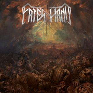 FATE'S HAND (Heavy Metal) EP, Fate's Hand, à paraître le 30 Juillet 2021 Utgjb110