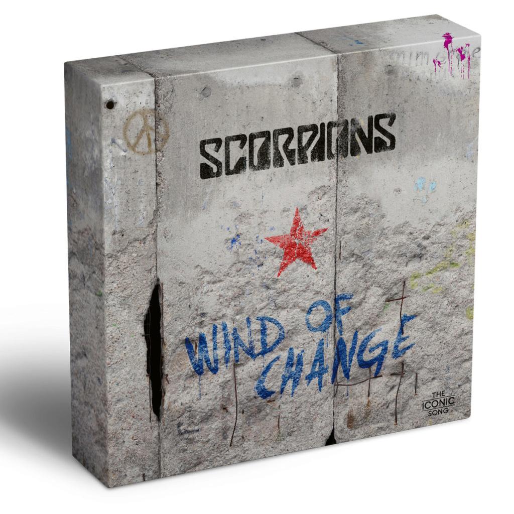 """Scorpions pour les 30 ans de """"Wind of Change"""" le 3 octobre 2020 W0131"""