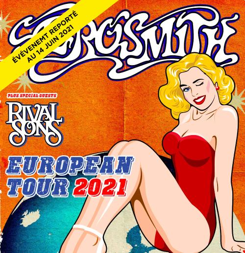 Aerosmith à l'AccorHotels Arena........ W014